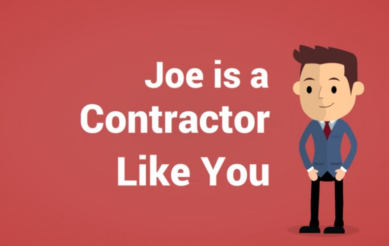 The Story of Joe The Contractor