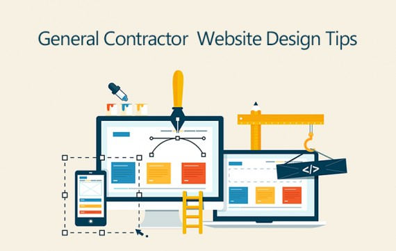5 Marvellous Tips For General Contractor Website Design