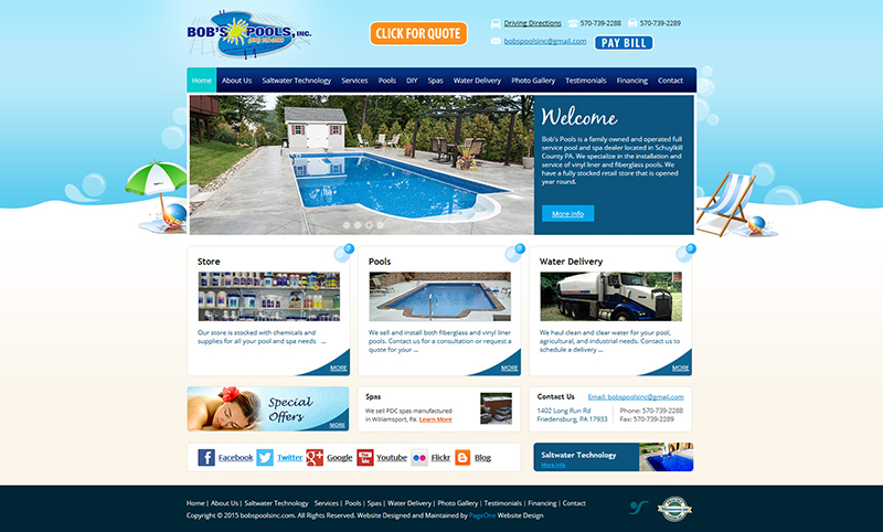 A Contractor Website Design Project By Marketing 911
