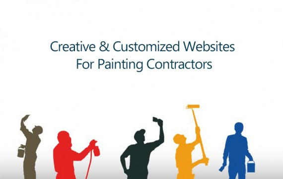 4 Steps For Creative And Customized Websites For Painting Contractors